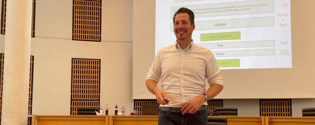 Google – Wie werde ich gefunden? Workshop für Unternehmerinnen und Unternehmer der Stadt Fellbach